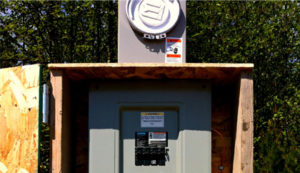 electrical service upgrade